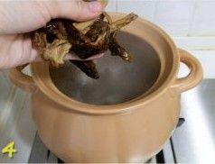 野山菌鸡汤的做法图解4