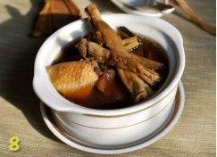野山菌鸡汤的做法图解6