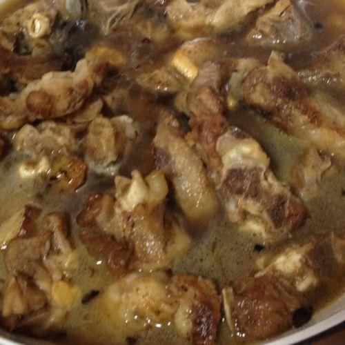 冬日羊肉火锅的做法图解5