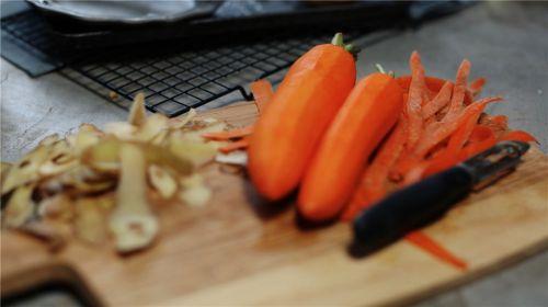 咖喱牛肉饭的做法图解3