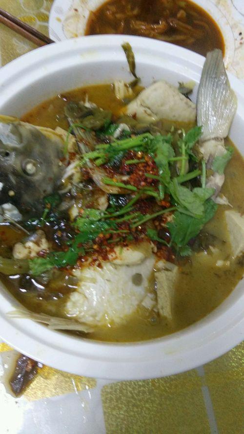 麻辣酸菜鱼的做法图解9