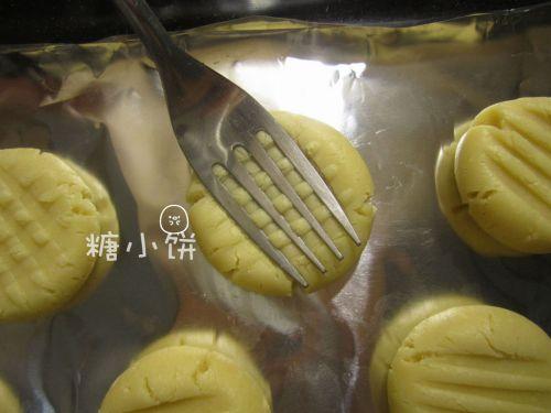 牛奶饼干 的做法图解6