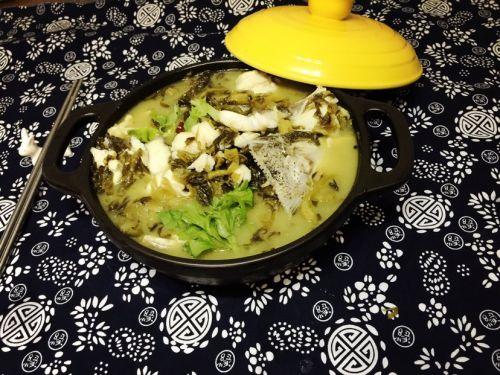 堪比川菜馆的美味酸菜鱼的做法图解5