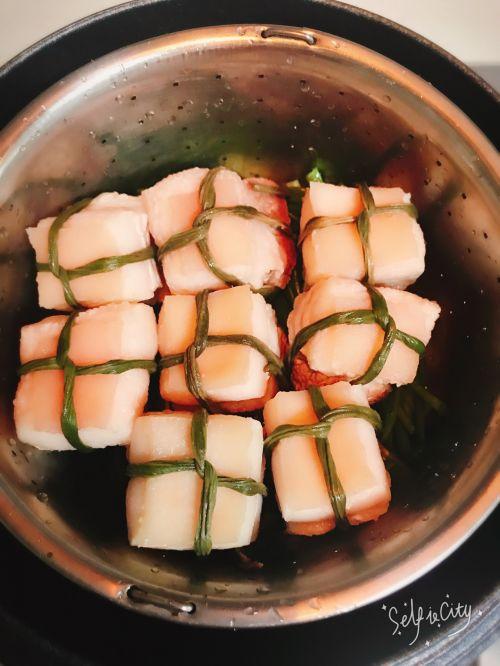 豆香东坡肉的做法图解5