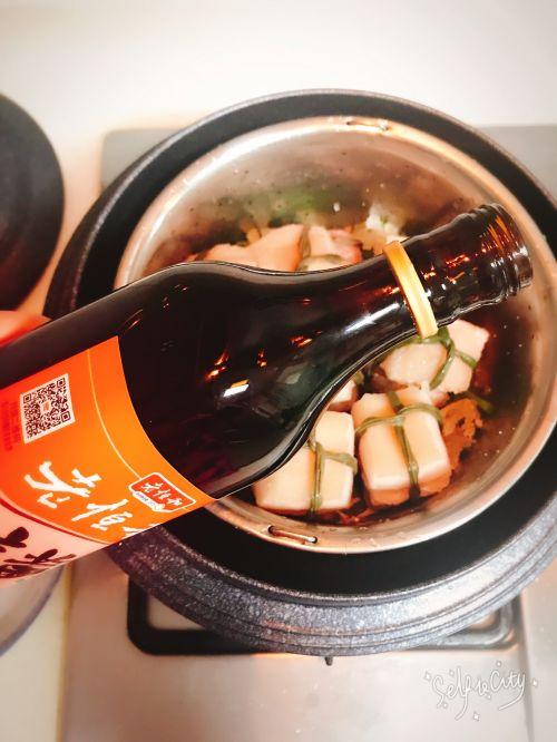 豆香东坡肉的做法图解6