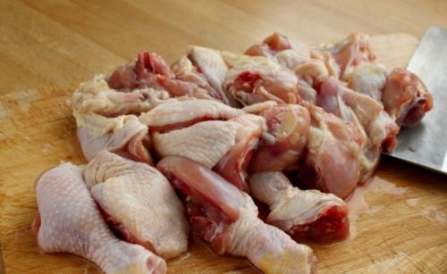 大盘鸡的做法图解3