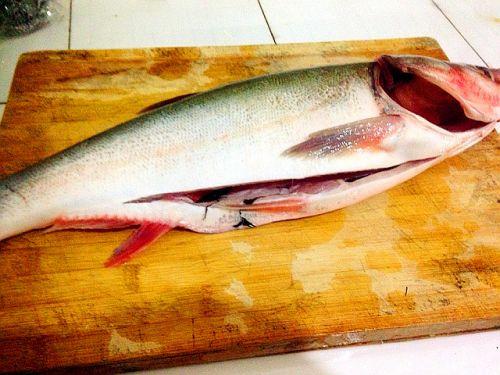 绝味酸菜鱼片儿的做法图解1