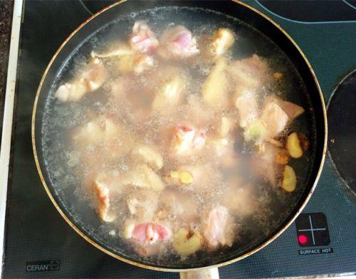 新疆大盘鸡的做法图解4