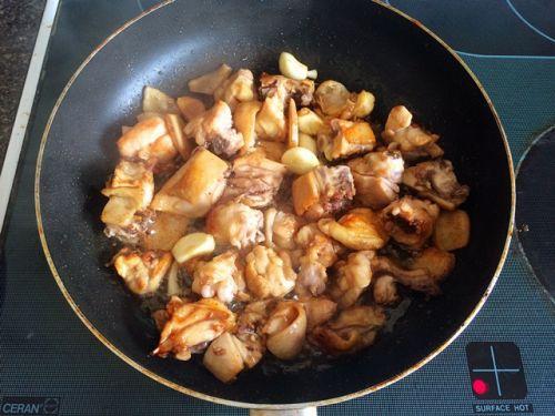 新疆大盘鸡的做法图解8