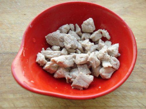 冬季暖身:蔬菜瘦肉粥的做法图解4