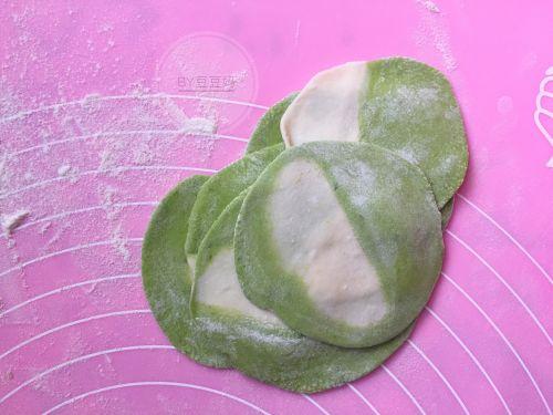 羊肉白菜饺子的做法图解10