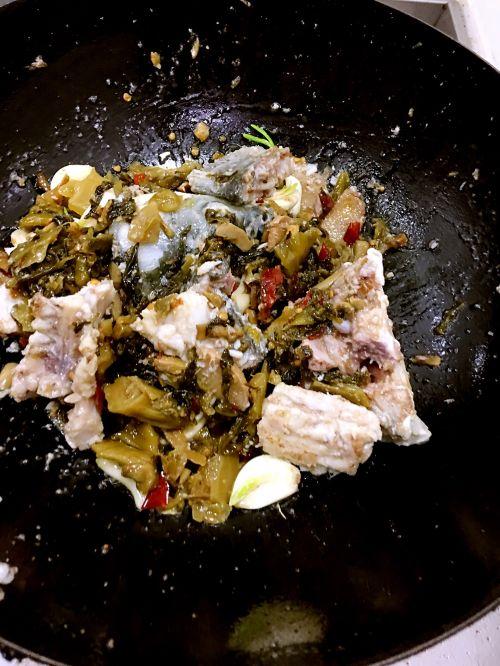 家常酸菜鱼的做法图解5