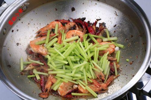 麻辣香锅香辣虾的做法图解6