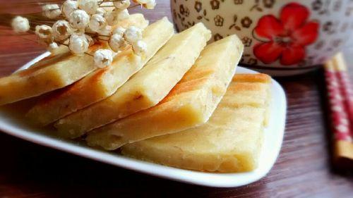 香蕉糯米饼的做法图解9