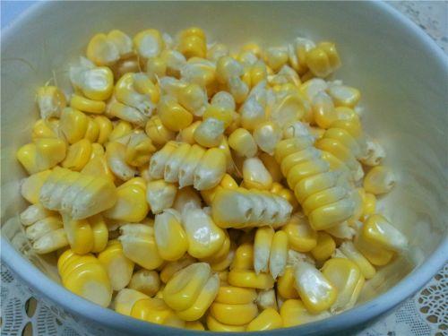 玉米粥的做法图解2