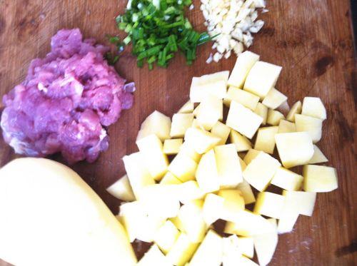 浇汁儿土豆泥的做法图解1