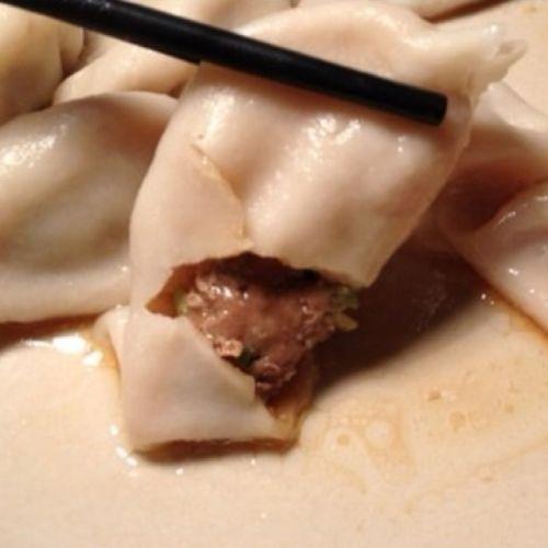 羊肉饺子的做法图解5