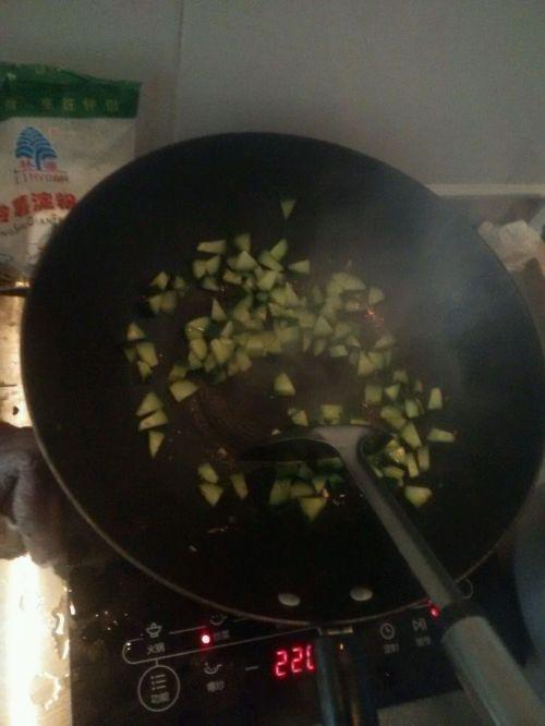 彩色蛋炒饭的做法图解7