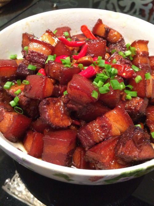 川味秘制红烧肉的做法图解12
