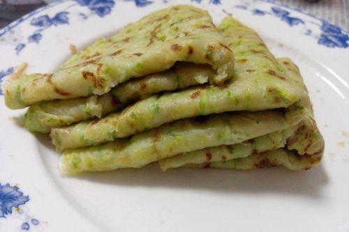 西葫芦摊饼