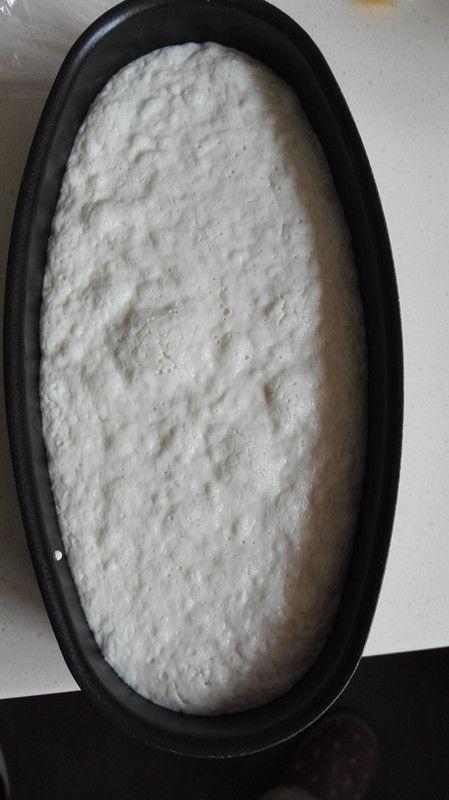 粘米粉牛奶发糕的做法图解7