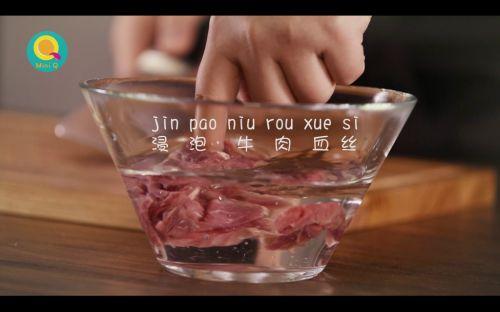 清爽低卡冬瓜牛肉夹的做法图解7