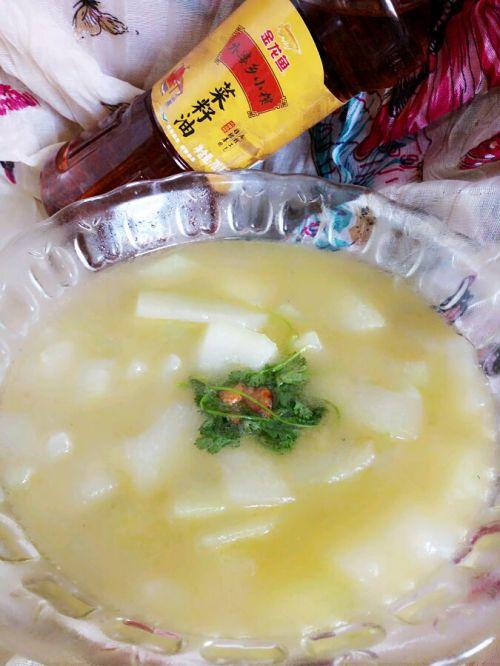冬瓜虾米汤的做法图解9