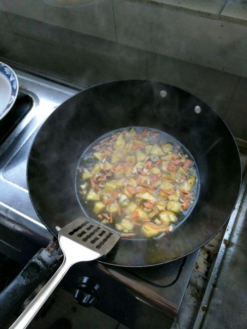菠萝玉米龙利鱼的做法图解8