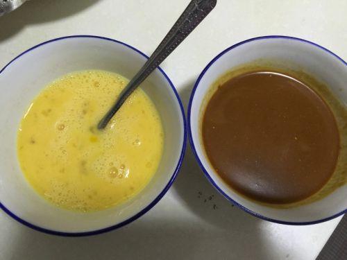美味鸡蛋酱的做法图解1