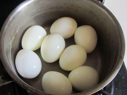 卤蛋的做法图解4