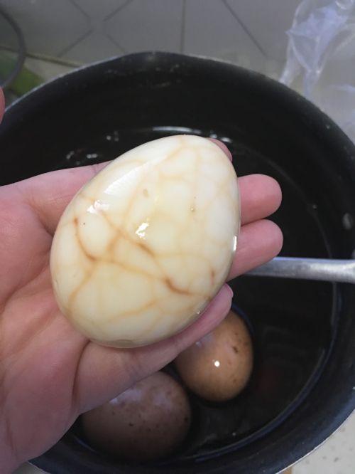 茶鸡蛋的做法图解4