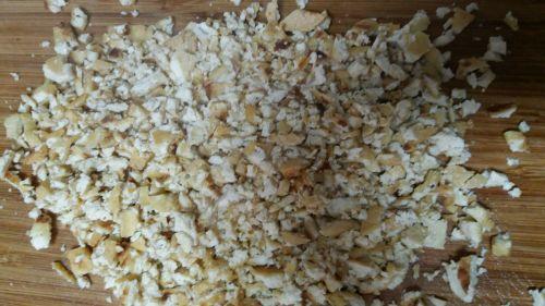 香菇油菜鸡蛋饺子的做法图解7