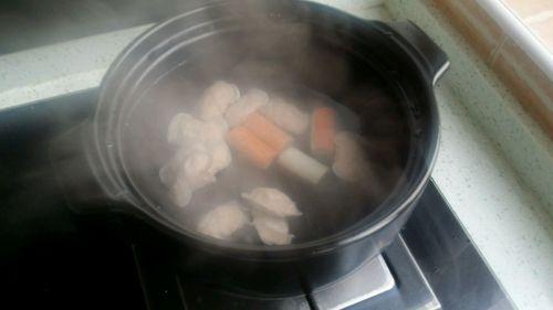 情丝翡翠白玉汤的做法图解4