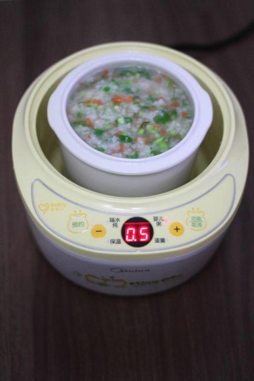 蔬菜粥的做法图解5