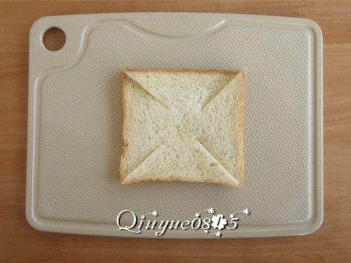 早餐面包盏的做法图解6
