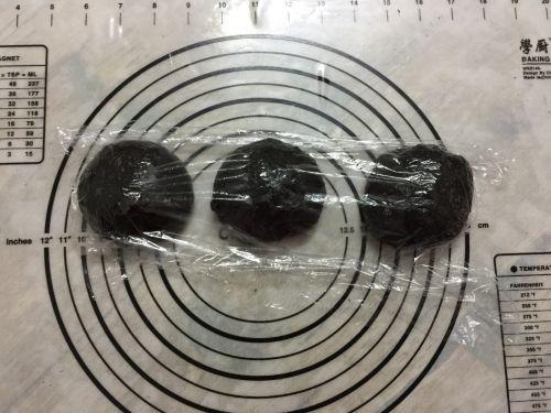 黑可可热狗包的做法图解6