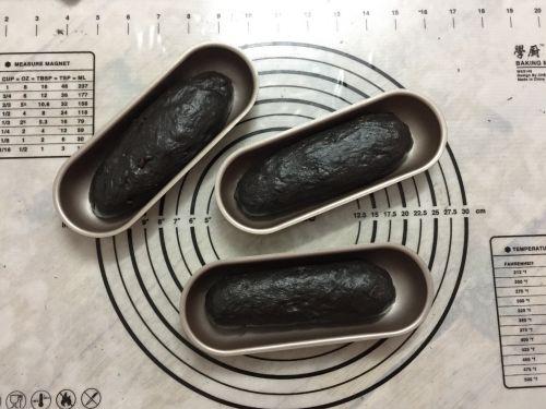 黑可可热狗包的做法图解8
