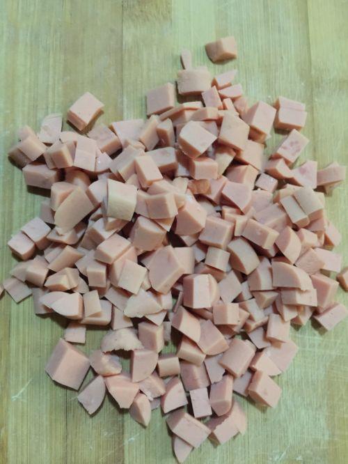 番茄火腿面包的做法图解9