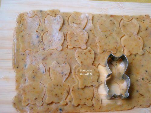 小浣熊饼干的做法图解8