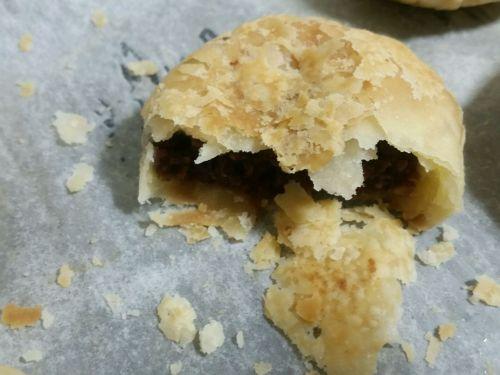 豆沙酥饼的做法图解6