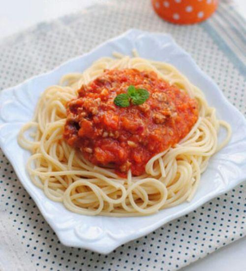 意大利肉酱面的做法图解7