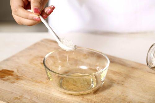 清凉水蜜桃奶昔的做法图解3