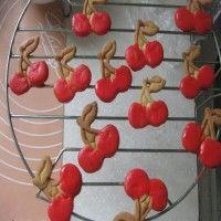 樱桃饼干的做法图解10