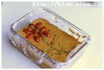 红糖枣片发糕的做法图解6
