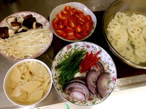 私房茄汁香辣烤鱼的做法图解4