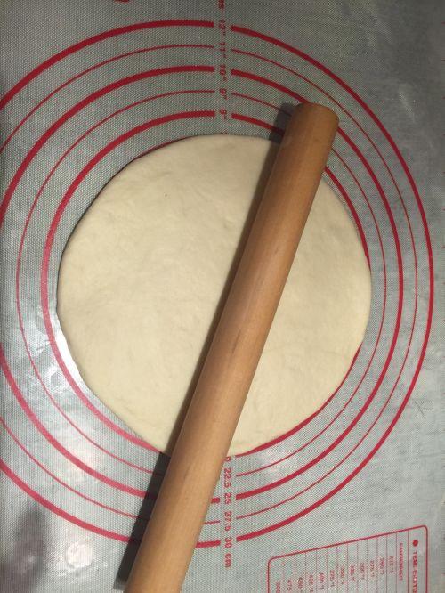 自制披萨(6寸两个的量)的做法图解7