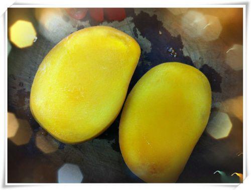 芒果酸奶的做法图解3