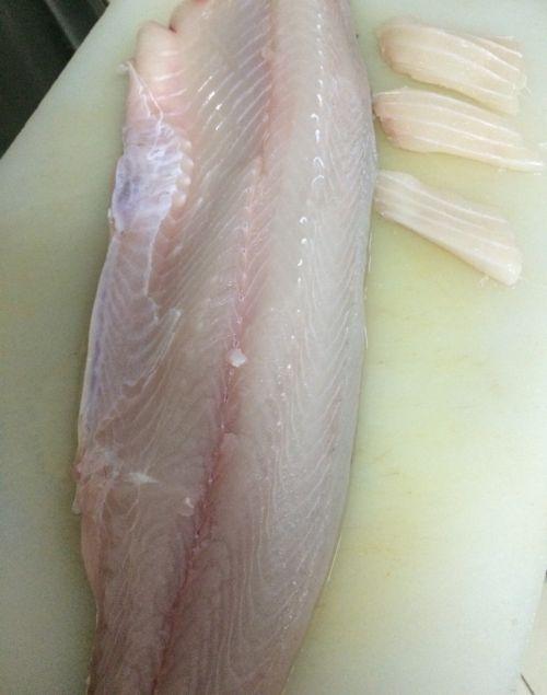酸菜鱼的做法图解4