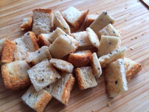 减脂增肌零食全麦吐司牛奶布丁的做法图解2