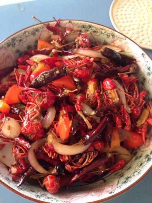 麻辣小龙虾的做法图解5